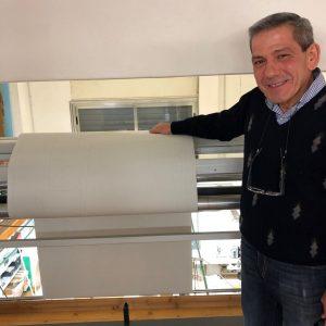 Michele Scarantino of Sicilian shirtmaker Camiceria Medea