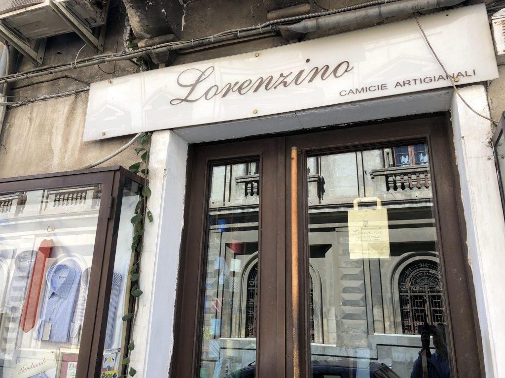 Lorenzino store front