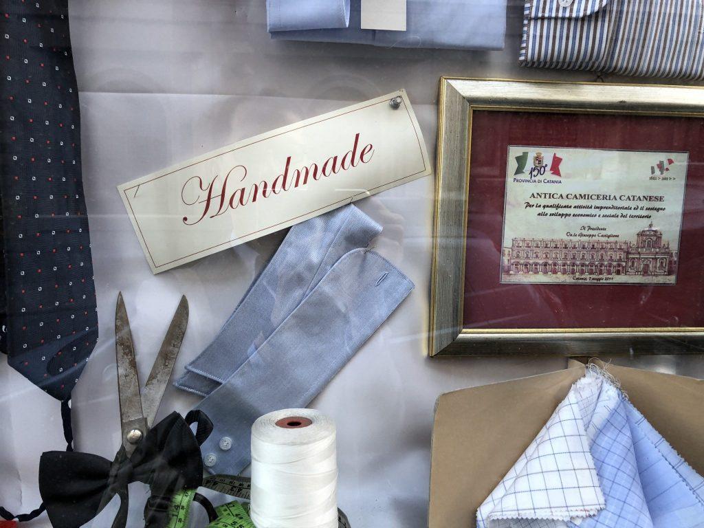 Lorenzino window display