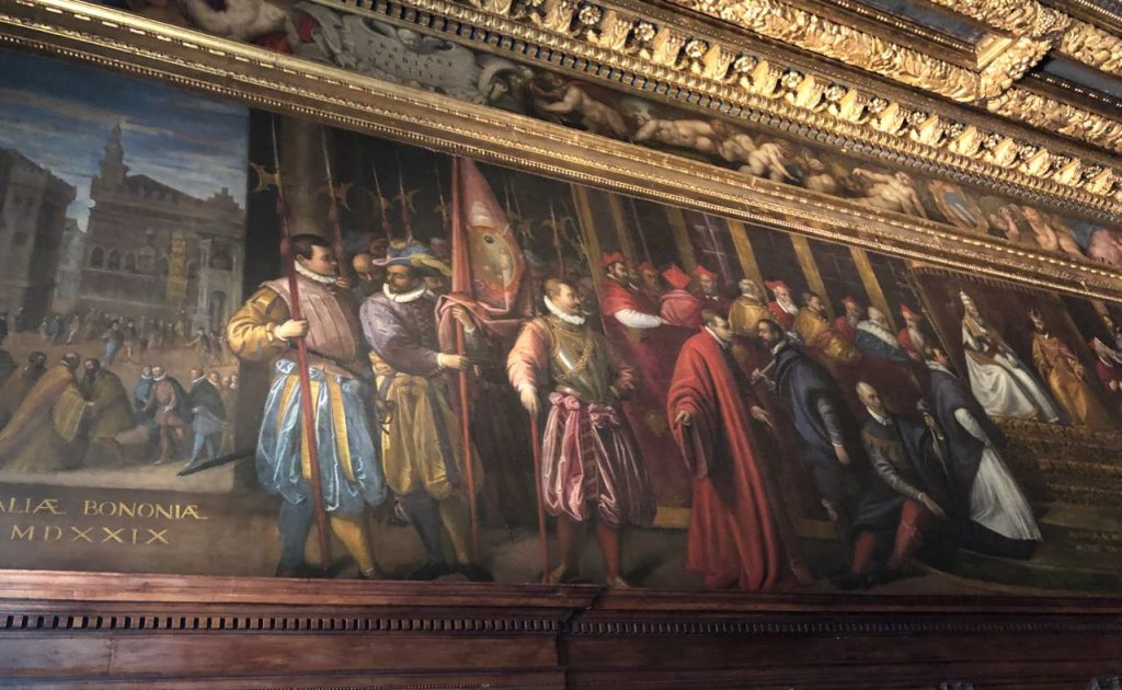 Venice's great trading empire relied on political and economic elites who were also cultural leaders. Photo credit: Juhn Maing