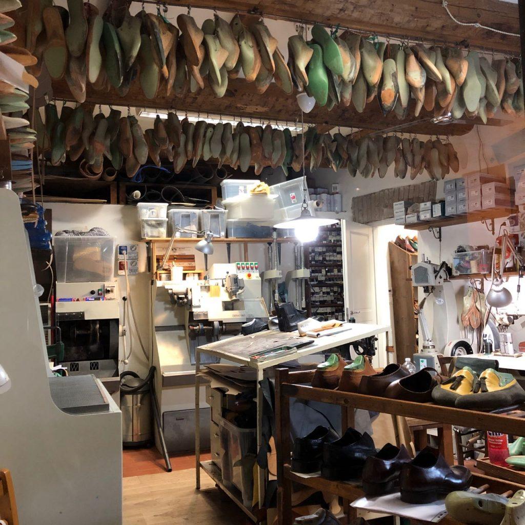 Max & Gio work area. Photo credit: Juhn Maing
