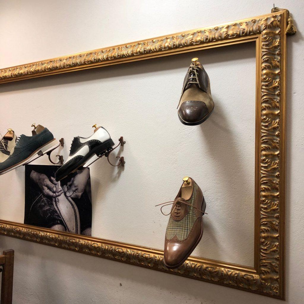 Sample Max & Gio shoes. Photo credit: Juhn Maing