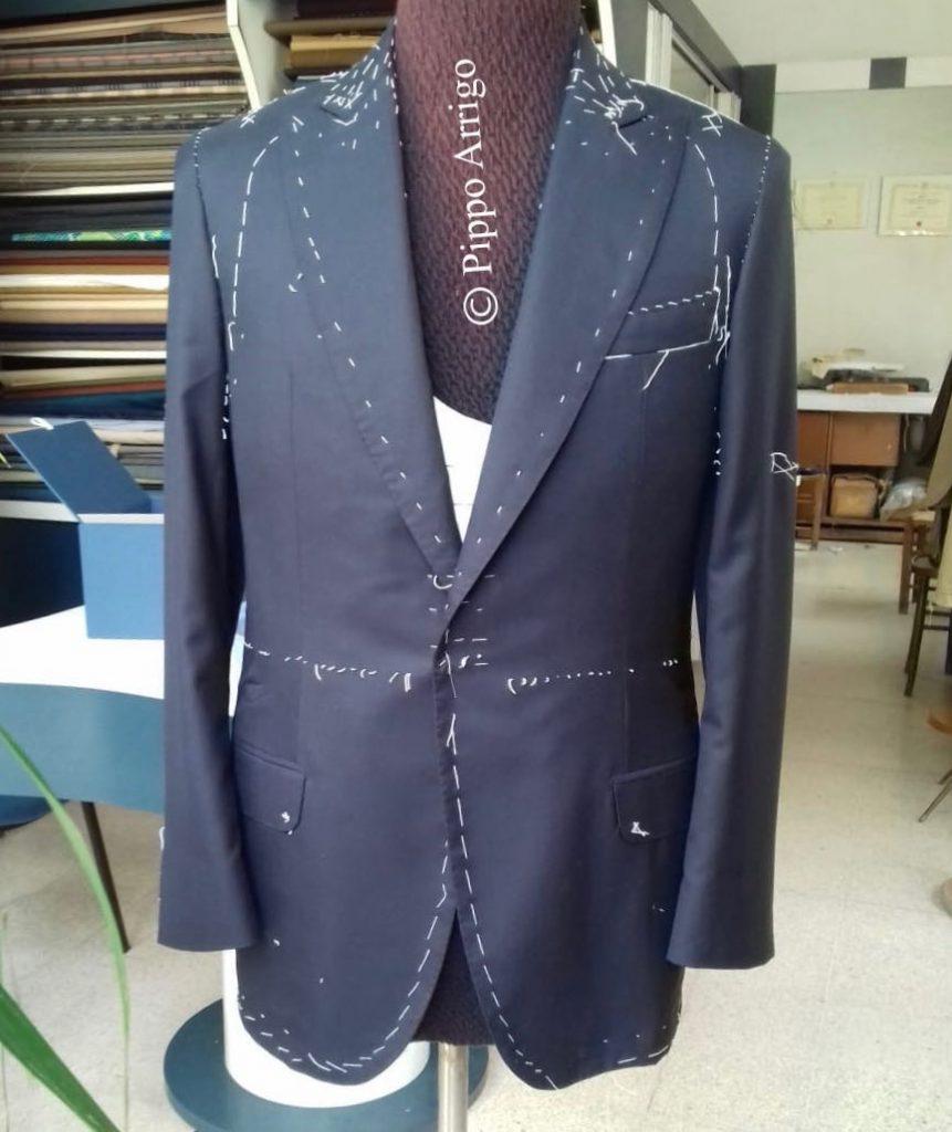 Pippo Arrigo jacket. Photo credit: Pippo Arrigo.