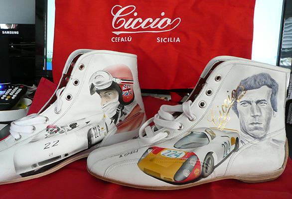 Ciccio racing shoes. Photo credit: Ciccio Shoes.