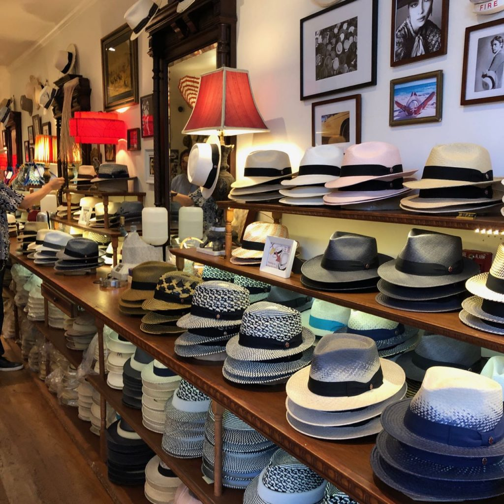 Carludovica hat shop at 227 Lewers St. Photo credit: Juhn Maing